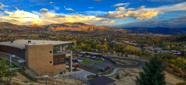 The Colorado Mountain College in Steamboat campus